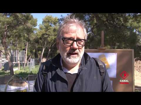 La Paeria crearà el primer Street Work Out de la ciutat al parc de Santa Cecília