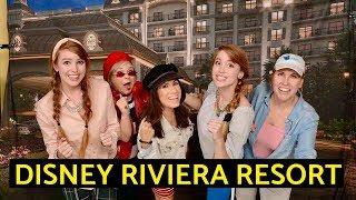 DISNEY RIVIERA RESORT - Room Reveal - GRAND OPENING DAY REVEAL PARTY!!