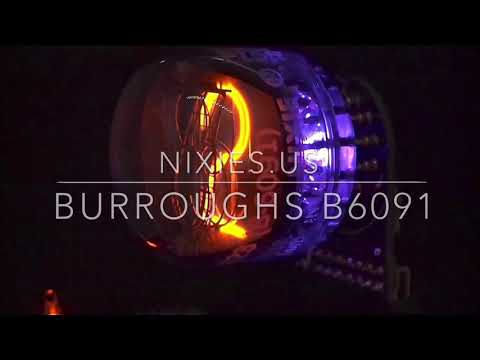 Burroughs B6091 Nixe