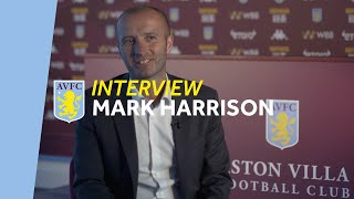 First Interview | Academy Manager Mark Harrison - part one
