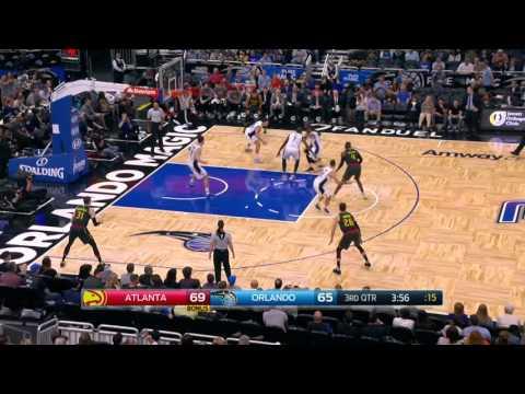 Atlanta Hawks at Orlando Magic - January 4, 2017