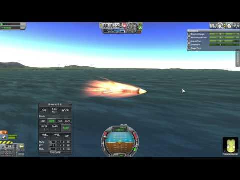KSP Sea Level Air Speed Record [1.0.2]