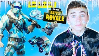 JE DÉBLOQUE LE PACK FROID ÉTERNEL - Deep Freeze Bundle Frostbite Skin - FORTNITE - Néo The One