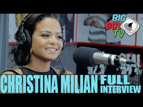 """Download Christina Milian on the """"4U"""" EP, Getting Cheated On, And More! (Full Interview) 