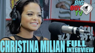 Christina Milian on the