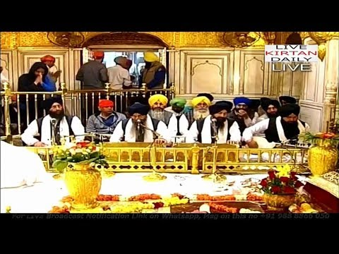 23-7-17: Harmander Sahib to hun har TV channel kar skega kirtan LIVE