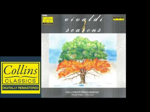 (FULL ALBUM) Vivaldi - The 4 Seasons - David Nolan - London Philharmonic Orchestra