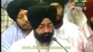 Bhai Shokeen Singh - Eaekai Eaekai Eaek Thoohee (Ang 884)
