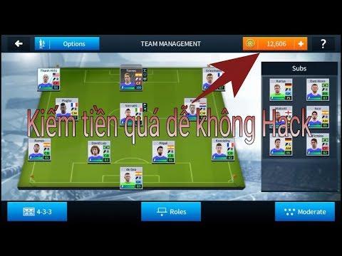 cách hack tiền dream league soccer 2016 - Kiếm tiền Dream League Soccer không Hack|| GK Pi