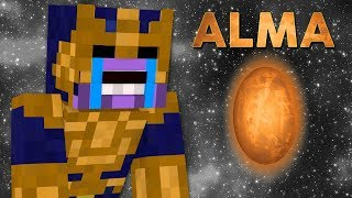 Minecraft Vingadores #6: A JOIA DA ALMA É A MAIS TRISTE DE SE CONSEGUIR!