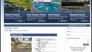 Our brand new website for retirement communities in Phoenix, Arizona