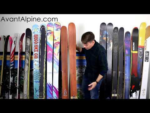 J Skis Friend Review