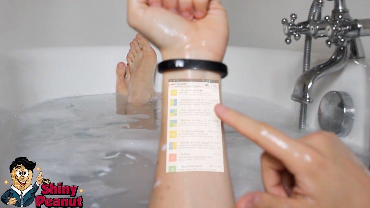 Kulit Jadi Smartphone? 7 Inovasi Tercanggih Masa Kini