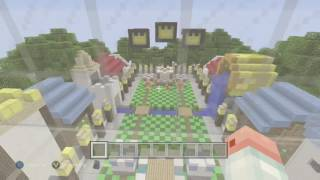 Clash Royale In Minecraft Xbox 1