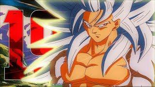 Super Saiyan 5 Goku Saves The World (Gohan Revived) NEW Dragon Ball AF Episode 19