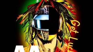 Bob Marley & Daft Punk - Could You Be Loved (AA