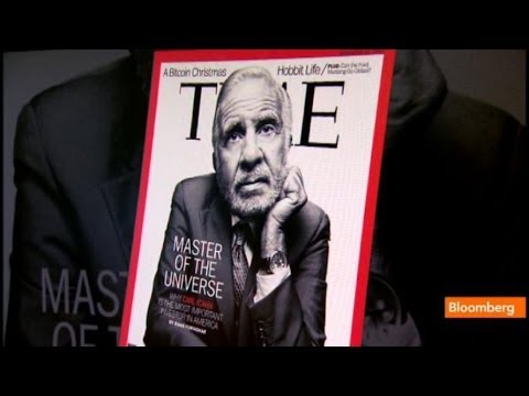Carl Icahn: Time Magazine's Master of the Universe