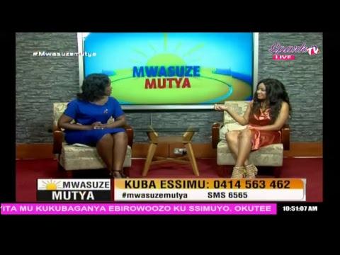 NTV Mwasuze Mutya ne Faridah Nakazibwe | Emboozi ya Zahara Toto