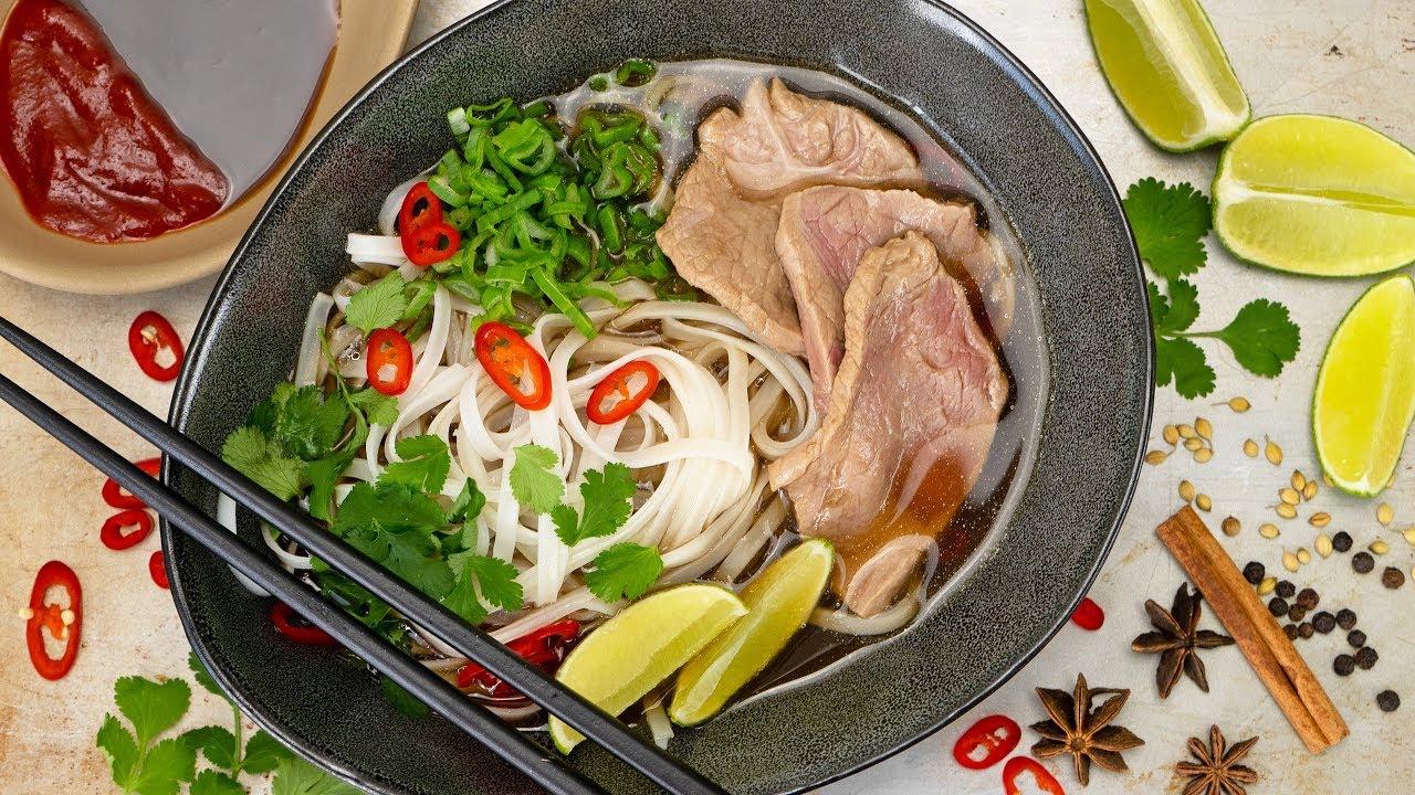 Quick Beef Pho Recipe | Vietnamese Soup