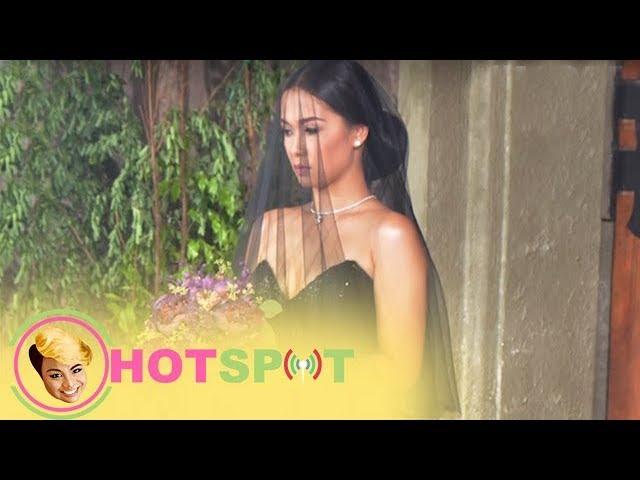Hotspot 2017 Episode 1081: Ivy Aguas, bakit nga ba naka black gown sa kasal nila ni Arnaldo