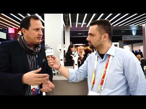 Βαγγέλης Καραλής, CEO QIVOS (MWC 2018)