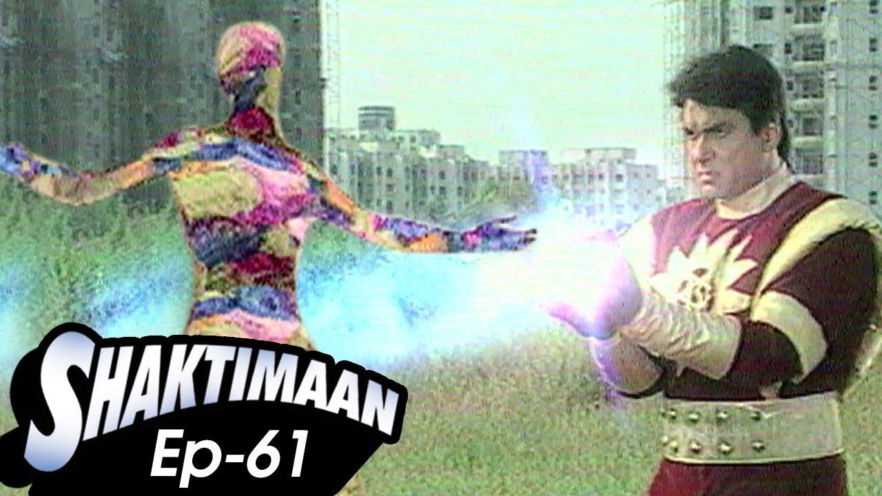 Download Shaktimaan Ep 61- शक्तिमान प्लास्टिका की लड़ाई   Best Indian Superhero In Action 90's Hindi TV Serial