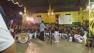Banda 52 San Pedro - Katakataka Solo Clarinet by: Reniel Arcillas