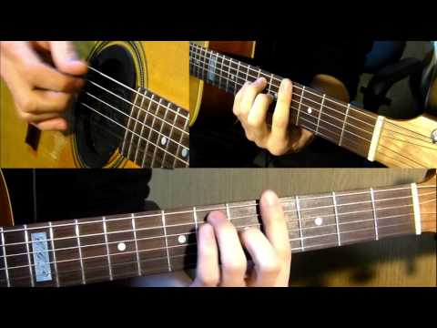 Tommy Emmanuel Drive Time Slow Tempo (3screens)