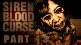 Let's Play Siren: Blood Curse #13 - ICH LIEBE ESKORT-MISSIONEN....NICHT!?