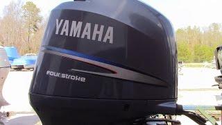 6m6h93 Used Yamaha F150txrd 150hp