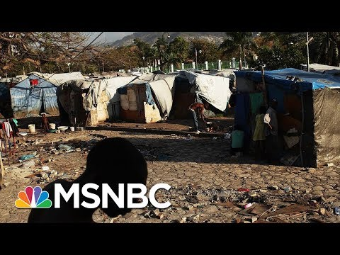 The Trump Administration Tells Thousands Of Haitians To Leave | MSNBC