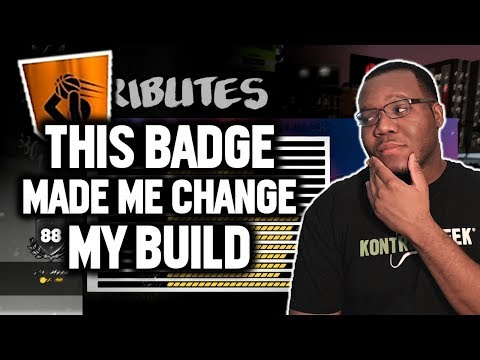 This Badge made me change my build | NBA 2K19