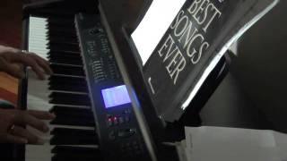 รักหนึ่งคำ จดจำตลอดไป (ริท) piano cover