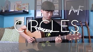 Circles - Post Malone - Cover (fingerstyle guitar)
