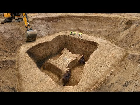 Archaeologists Found This 5,000 Year Old Ancient Chariot In ONE Piece!