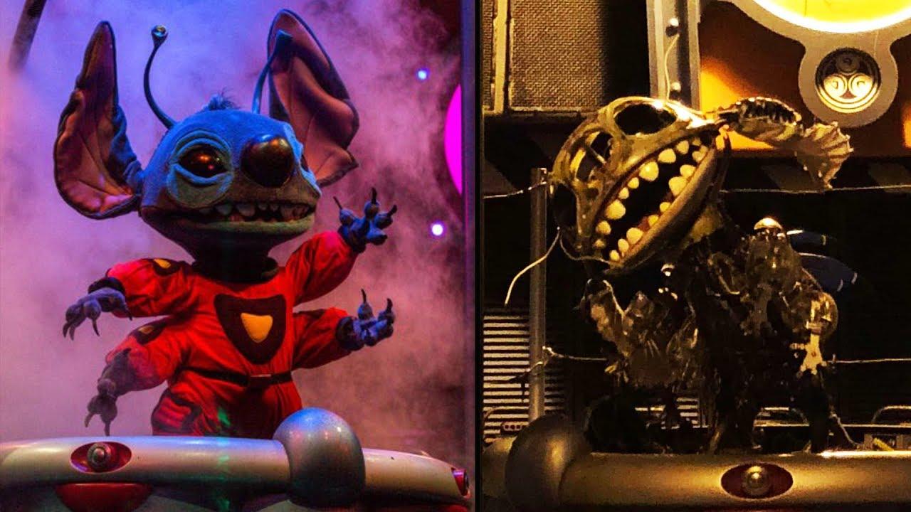Download Yesterworld: The Tragic Fate of Stitch's Great Escape - Disney's Most Divisive Attraction