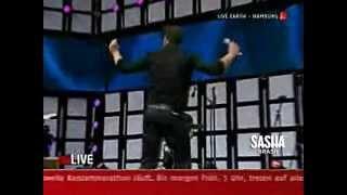 SASHA® - Chemical Reaction (Live Earth Concert Hamburg 2007)