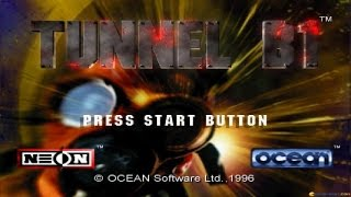 Tunnel B1 gameplay (PC Game, 1996)