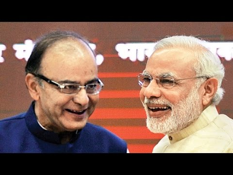 PM Modi Congratulates Arun Jaitley Over Black Money Scheme