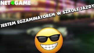 Net4Game - Jestem Egzaminatorem W Szkole Jazdy!!!