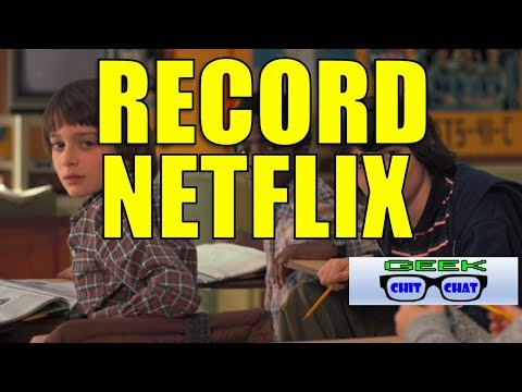 How to Record Netflix s Like Stranger Things 2 to your PC
