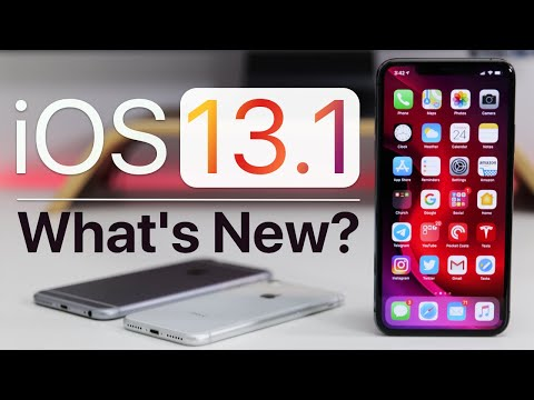 iOS 13.1 is Out! - What's New? (All changes and features)