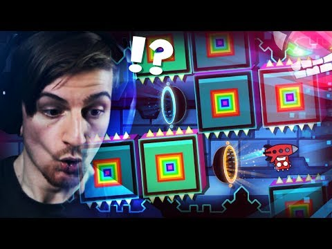 MY EYES CAN'T TAKE THIS!! || Geometry Dash (Part 19)