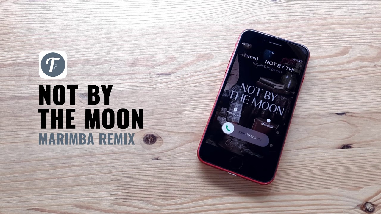 NOT BY THE MOON Ringtone Marimba Remix | Ringtone NOT BY THE MOON GOT7 Tribute | Download TUUNES APP