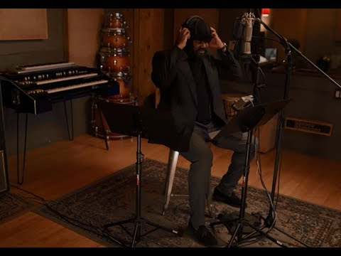 Gregory Porter records a 'duet' with Ella Fitzgerald (Gregory Porter's Popular Voices)
