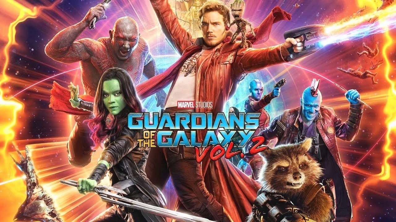 Guardians Of The Galaxy 2 Musik