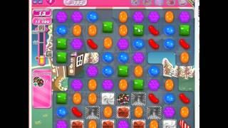 Candy Crush Saga Level 153 with boosters and extra moves
