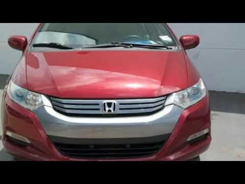 Used 2010 Honda Insight West Palm Beach Juno, FL #HR3596A