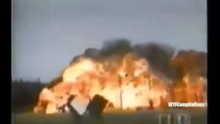 Przerażające wypadki lotnicze-Uwaga! Drastyczne sceny