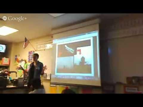 Cactus Ranch 3rd Grade Science Presentation